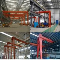 Best Supply BMH type single-girder gantry crane, double girder gantry crane, electric hoist gantry crane wholesale