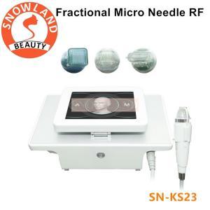 Best Fractional micro-needle rf skin Rejuvenation Machine Type, RF fractional micro needle wholesale