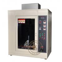 Best IEC884-1 RT-1000°C ±2°C continus adjustable Glow Fire Tester/Electronic Testing Equipment wholesale