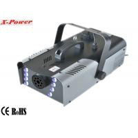 Best High Output Factory Price 8*3w RGB colorful LEDs 1500w Stage Fog Machine For Party   X-024 wholesale