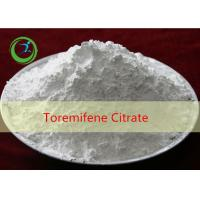 Details of SERM Toremifene Citrate white powder Anti