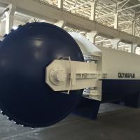 Best High Quality Glass Lamination Pressure Vessel Autoclave For Laminated Glass wholesale