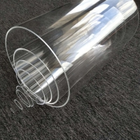 Best TransparentAcrylic Tubes Rods From 5mm OD To 1500mm wholesale