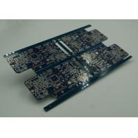 Best Blue BGA HDI PCB Printed Circuit Board Manufacturer with Blind Via Burried Vias wholesale