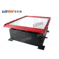 Buy cheap 500Kg Payload Mechanical Shaker Table For VIbration Test Frequency 2-5Hz (120-300RPM) from wholesalers