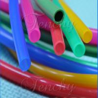 Cheap Colored Soft Flexible Silicone Tubing 0.5-100mm OD Range FDA LFGB Approved for sale