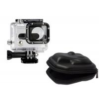 Buy cheap Portable GoPro Small Storage Case Camera Video Bag EVA Protective Bag Case For GoPro Hero 2 3 Action Camera from wholesalers