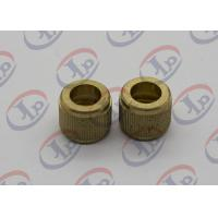 Best Knurling Precision Machining Parts Flat Head Hollow Brass Injection Plastic Nuts wholesale