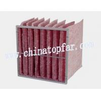 Cheap Pocket air filter,Bag type air filter,air filteration equipment,extended surface for sale