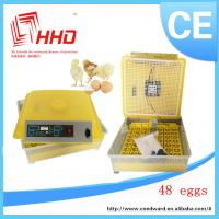 Best Newest design Cheap 132 quail eggs incubator In Stock With 99% hatching Rate with CE approved wholesale