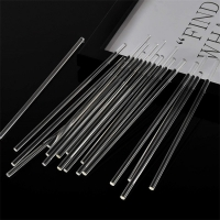 Best 20mm Lucite Transparent Plastic Crystal Clear Round Cast Acrylic Rod Perspex wholesale