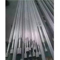 Best Core Shaft Twin Screw Extruder Machine Parts 40CrNiMo Material High Themal Stability wholesale
