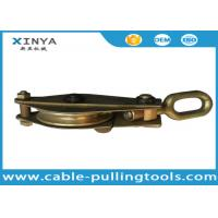 China 5T Single Sheave Steel Electric Rope Pulley Block For Lifting,Hoisting on sale