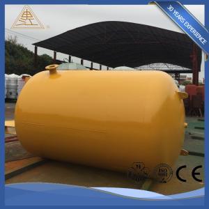 Cheap 60 Gallon Nitrogen Storage Tank , 200 PSI Pressure Nitrogen Air Compressor Reserve Tank for sale