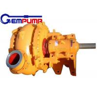 Best 14/12G-G Chemical Centrifugal Pump , vice impeller seal / packing seal pump wholesale