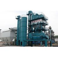 Quality 120μM  Film Thickness Asphalt Batching Plant With 37KW Windlass Winch System wholesale