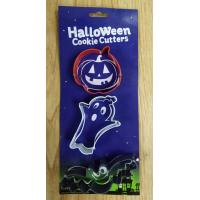 Best FBTZ102801 Set of 3 Halloween PP spray painting cookie cutters wholesale
