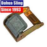 Best 2 Inch Zinc Cam Buckle Ratchet Strap Parts , Breaking Strength 2500 Lbs wholesale
