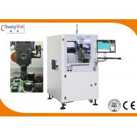 Best Double Nozzle PCBA Conformal Coating Machine With 0.02mm Precision wholesale