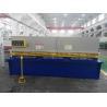 Buy cheap Digital Display Manaul Shearing Machine 3100mm cutting length Cr12Mov Shear Blade from wholesalers
