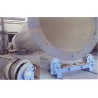 Welding Tank Rotators for Sand Blasting , Pipe Turning Roll