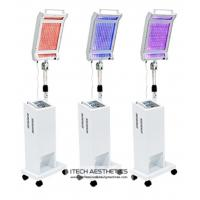 Best Blue / Red  PDT LED Light Therapy Machine For Skin Care Anti Aging wholesale