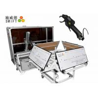 Best Full Automatic Cable Tie System , Wire Tying Machine For Bundling Synchromesh wholesale