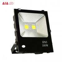 Buy cheap Aluminum waterproof IP66 led flood lamp white/black COB 100W LED Flood lights from wholesalers