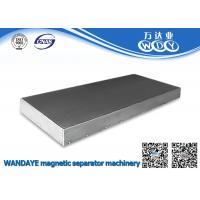 Best Magnetic Separation Equipment Stainless steel Strong Separator Magnet Magnetic Board wholesale