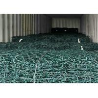 Best 8x10 Aperture 2m*1m*1m PVC Coated Gabion Wire Mesh Stone Cage For Retaining Wall wholesale