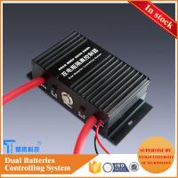 Buy cheap Dual Battery Isolation Controller 150A 24V For Car Or Ship Lead-acid And Lithium Battery from wholesalers
