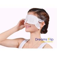 Best Disposable Fatigue Relief Steam Eye Mask Unscented Moisturizing warm Relax SPA wholesale