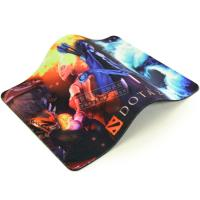 China Fashionable comfortable mouse pad with print picture and logo, buy online mouse pads with nice carton picture on sale