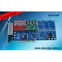Best Best security!8 ports analog telephony card for asterisk wholesale
