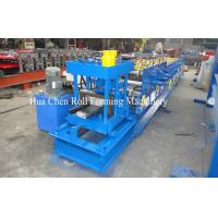 China Hydraulic Steel Roll Forming Machine C Purlin For Pre-Engineering House on sale