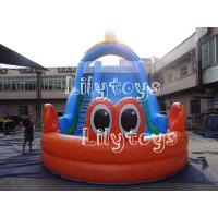 China Huge Commercial Grade Inflatable Water Slide 17 Ft For Water Park Inflatables on sale