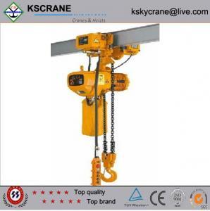 Best Best After-sale Service 500kg Electric Chain Hoist wholesale
