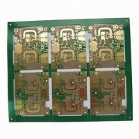 Best High-frequency Two-layer PCB Board for Communication Device with Teflon RF35 Material wholesale