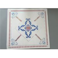 Best High Intensity White PVC Ceiling Tiles For Bathrooms Various Colors / Patterns wholesale