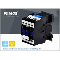 Best Electromagnetic telemecanique AC Magnetic Contactor with CE CCC ISO9001 wholesale