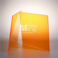 Best Double Layer Embedded Decorative 2mm Coloured Acrylic Sheet ESD Lead Neon Plastic wholesale