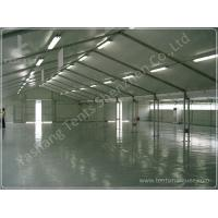 Quality Sliding Gate Industrial Large Storage Tents , Temporary Tent Structures wholesale