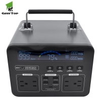 Buy cheap 700W 189000mAh Portable Camping Power Bank With LED Lighting from wholesalers