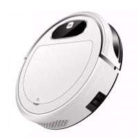 Best White Automatic Remote Control Robot Vacuum Cleaner With 2600mAh Battery wholesale