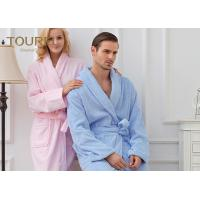 China Cotton Sexy Unisex Nightwear Hotel Quality Bathrobes Kimono Sexy Warm Robe on sale