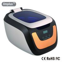 Quality 42kHz Household Digital Ultrasonic Cleaner For Jewelry Watch With 5 Cycles Timer wholesale