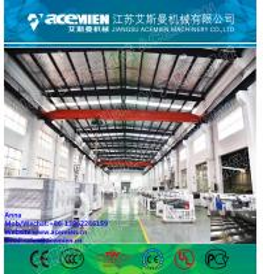 Cheap PVC PMMA ASA glazed roof tile making machine glazed tile extrusion line for sale