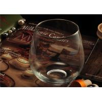 Best Morden Clear Wine Glass Tumbler / 20 Ounce Drinking Glasses Recyclable wholesale