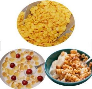 Best Big Capacity Corn Flakes Production Line / Breakfast Cereals Process Line wholesale