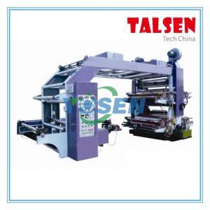 flexo printing machine 3 color